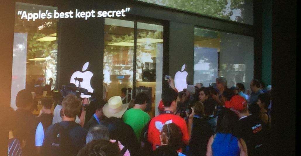 Apple'ın En İyi Saklanan Sırrı: Perakendeyi Yeniden Keşfetmenin Ödülü ve Laneti [Kristal Elma 2015]
