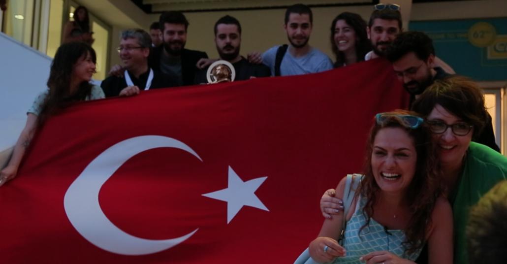 Grand Prix Kazanan Team Red Ekibi ve Marka İlişkisi [Kristal Elma 2015]