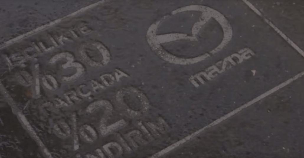 Mazda, Kış Bakımını Yağmurla Birlikte Hatırlatıyor