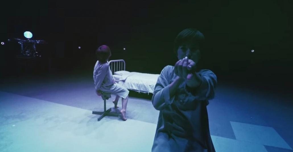 Dijital Yansımalar Koreografiyle Nosaj Thing, Cold Stares'in Müzik Videosu