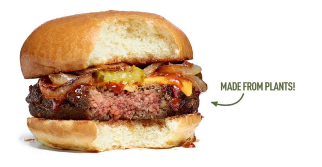 Tadıyla Dokusuyla Kokusuyla Bitkisel Et Ve Peynir: Impossible Foods