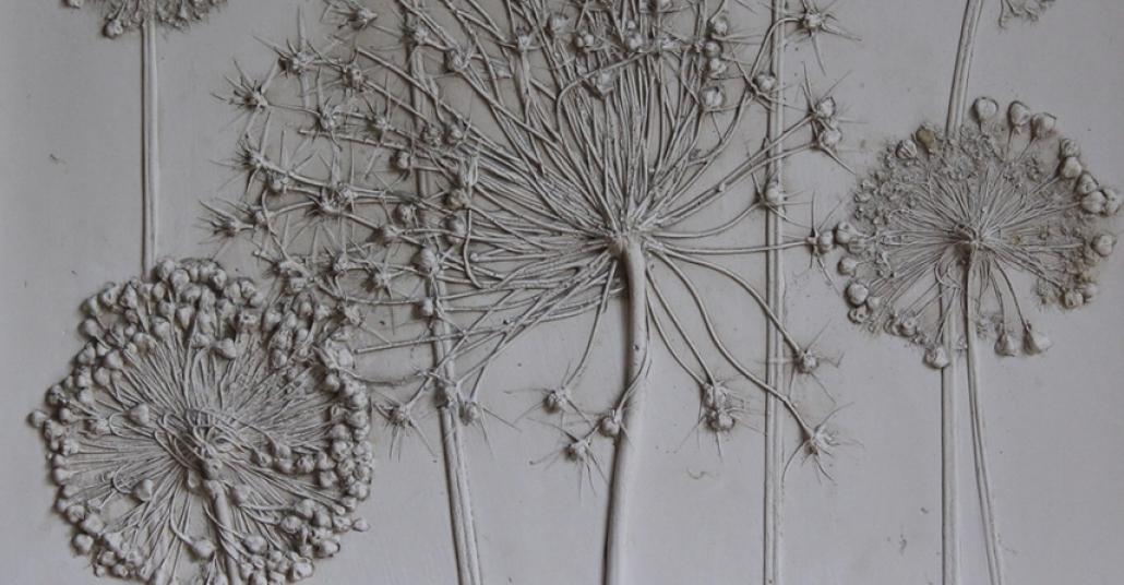 Modern Çiçek Fosilleri