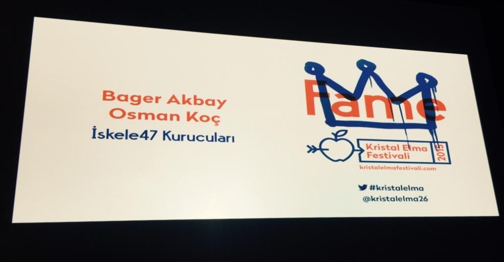 Bager Akbay ve Osman Koç ile Maker Hareketi [Kristal Elma 2015]