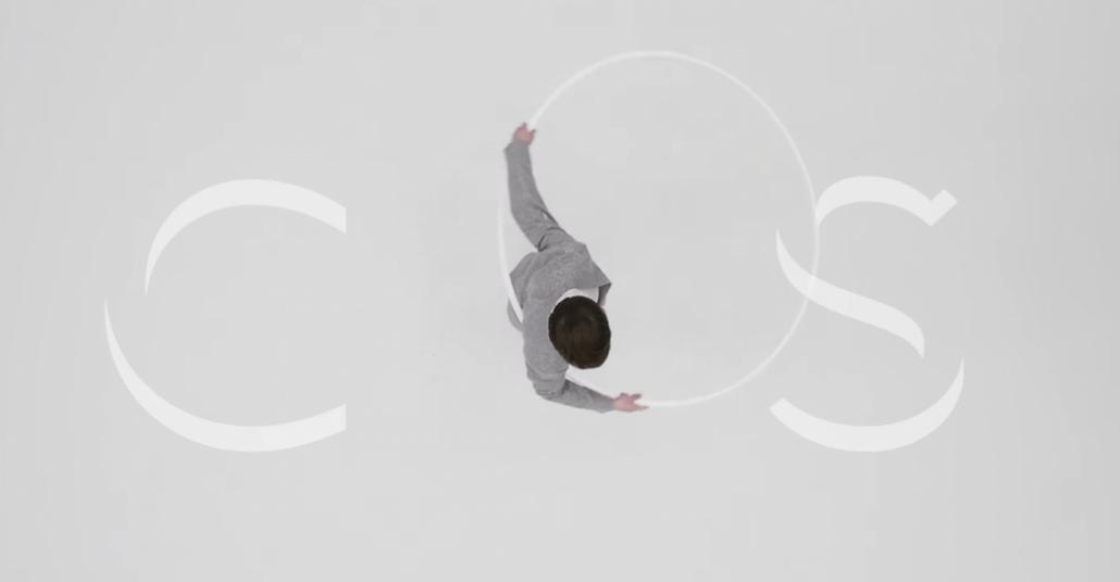 Hulahopların İçine Gizlenmiş GoPro'ların Gözünden COS Sonbahar – Kış Koleksiyonu