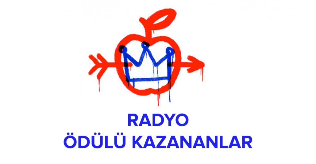 Radyo Kategorisinde Ödül Kazananlar [Kristal Elma 2015]