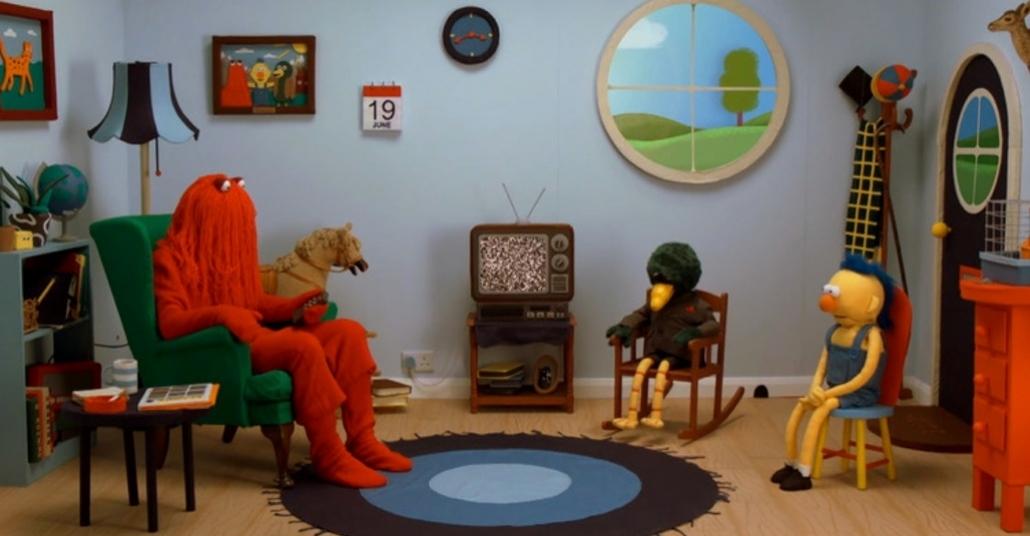 Kukla, Yaratıcılık ve Uçsuz Alt Metin Dolu Bir Animasyon: Don't Hug Me I'm Scared