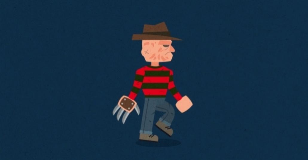 Korku Sinemasının GIF'le Dirilen 31 Karakteri