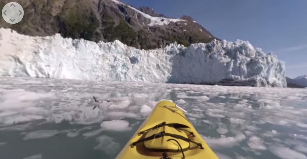 Jared Leto'yla Eriyen Kuzey Kutbu'nda 360 Derece Seyahat