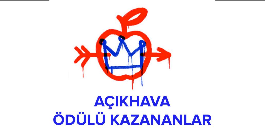 Açıkhava Kategorisinde Ödül Kazananlar [Kristal Elma 2015]