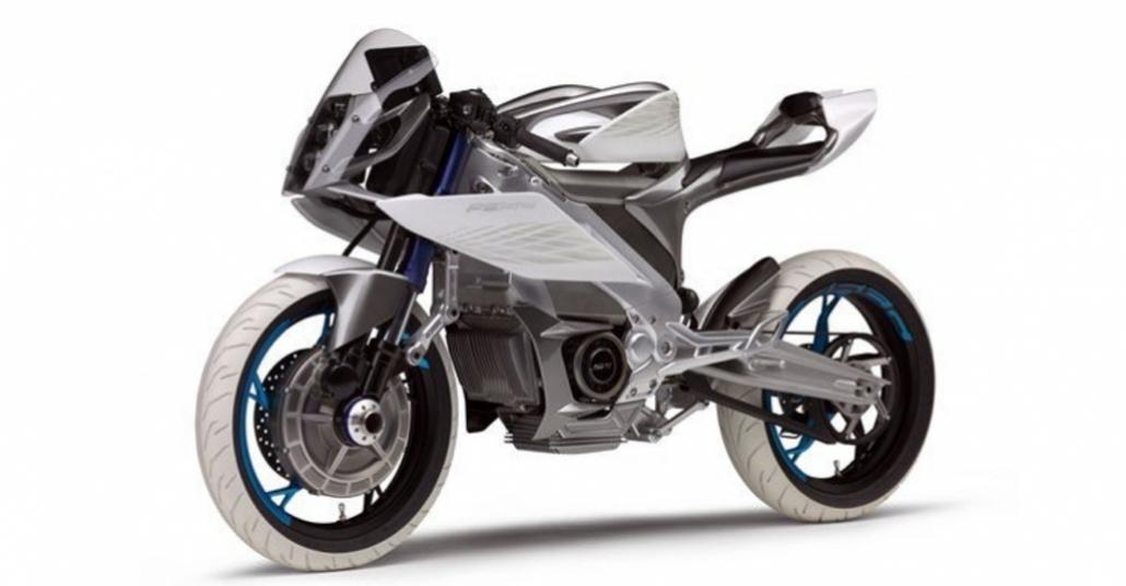 Yamaha'dan Çift Çekişli Elektrikli Motosiklet Konsepti