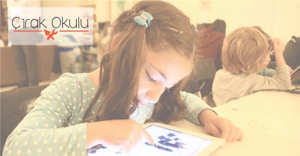 Çocuklar İçin Yazılım, Robotik ve Tasarım Eğitimi Kulübü: Çırak Okulu