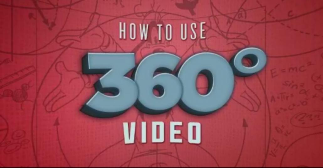 Facebook'un 360 Derecelik İlk Reklam Videoları