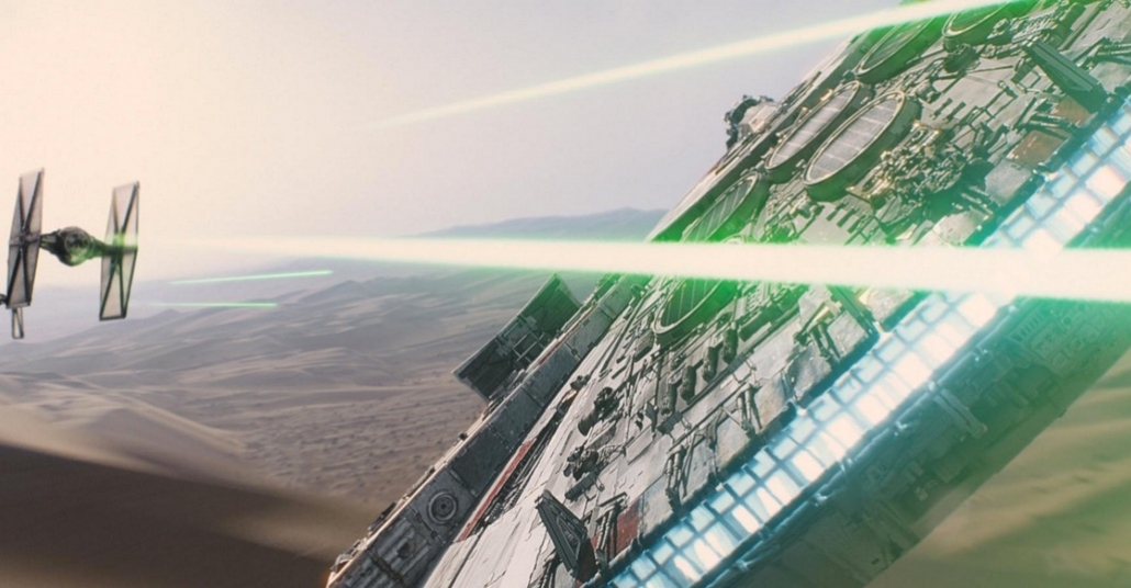 Star Wars'un Yeni Filmini Sanal Gerçeklikle Deneyimleme Fırsatı