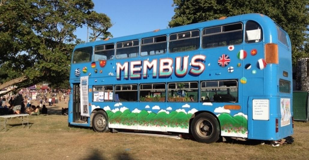 Avrupa'yı Otobüsle Gezerek Her Dilin Video Sözlüğünü Oluşturacak Proje: Membus Tour