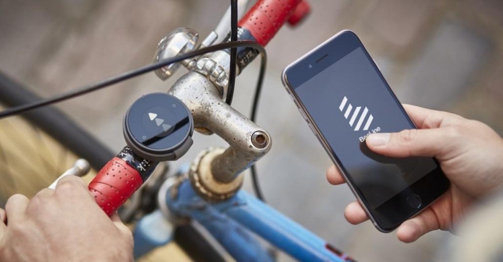 Bisikletçiler İçin Minimalist Navigasyon Cihazı: BeeLine