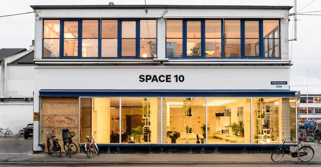 Ikea'dan Ev Dekorasyonunda Geleceği Çizen Araştırma Merkezi Ve Sergi Alanı