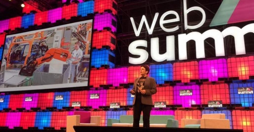 Günümüzde ve Gelecekte Robotlarla Yaşam [Web Summit 2015]