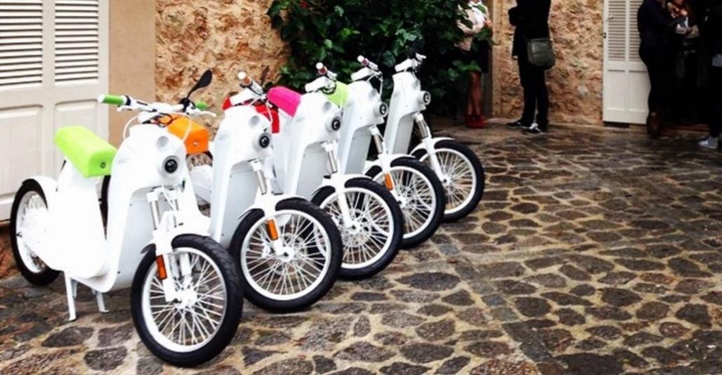 iPhone ile Kontrol Edilebilen Elektrikli Bisiklet: Xkuty
