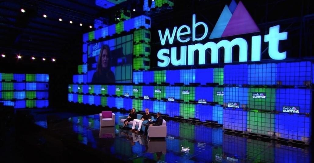 Kuralları Yıkan Teknoloji Ortaklığının Sırları [Web Summit 2015]