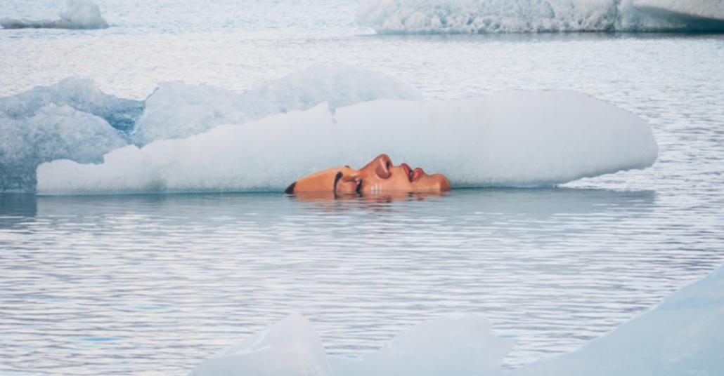 Buzullar Eridikçe Yok Olacak Olan Duvar Resimleri