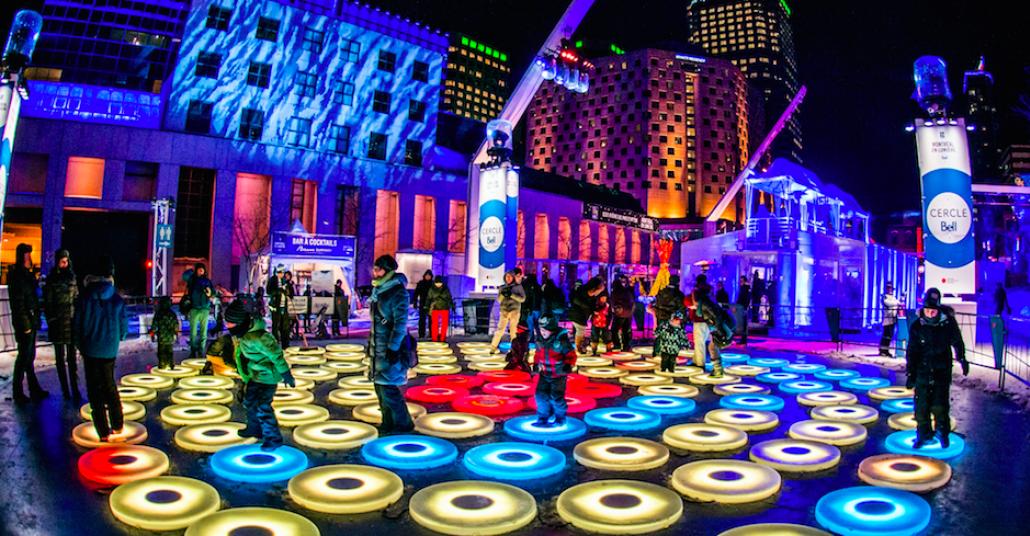 Zorlu Center, İstanbulluları Işık Festivali'yle Buluşturuyor