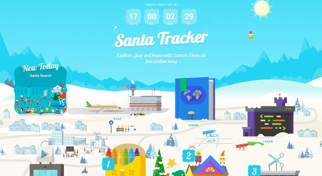 Google'dan Yılbaşına Özel 30 Günlük Mini Oyun Serisi