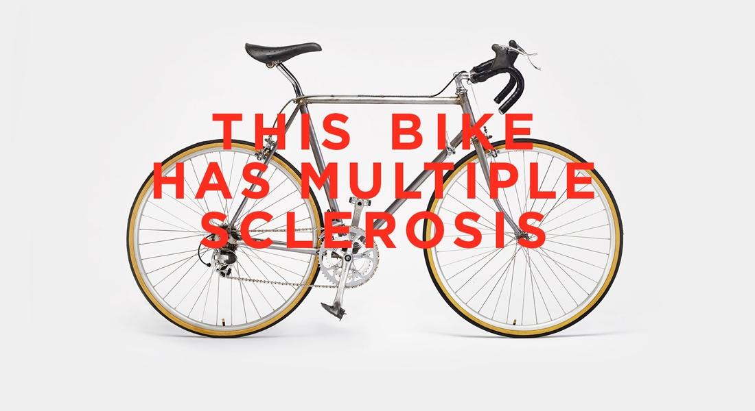 Bu Bisiklette MS Var!