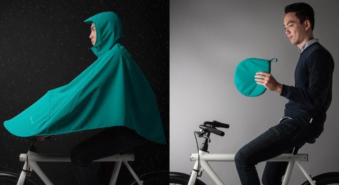 Bisiklet Yağmurluğu