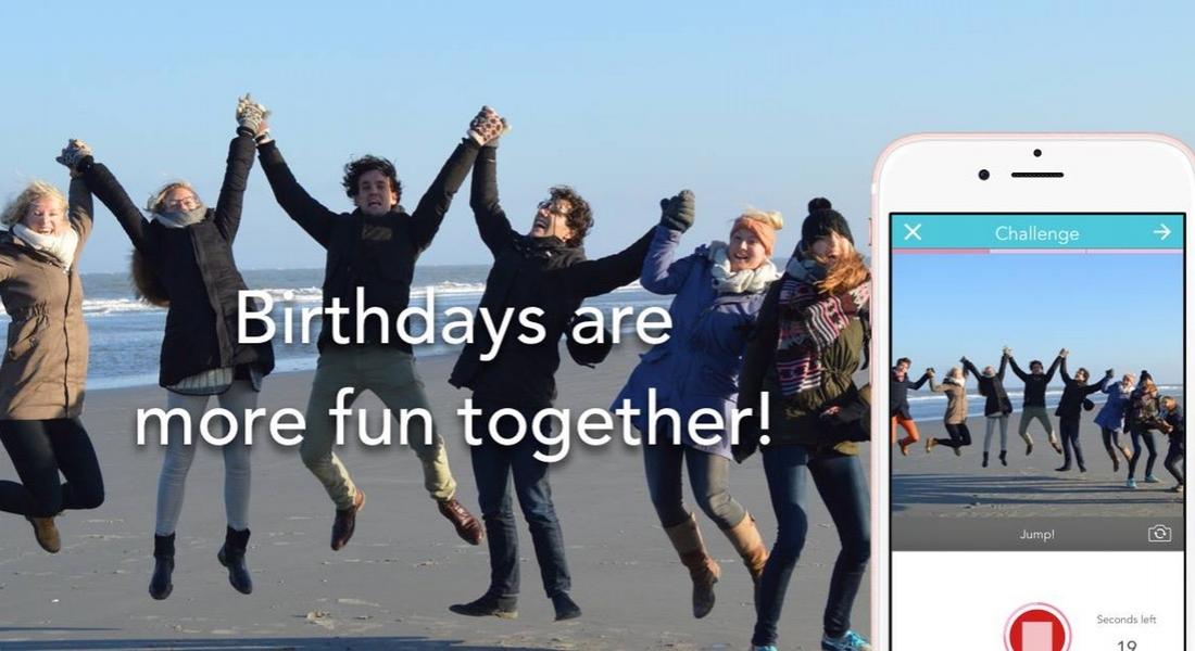 Mesafelere Aldırmadan Beraber Doğum Günü Kutlama Uygulaması: Birthday Box