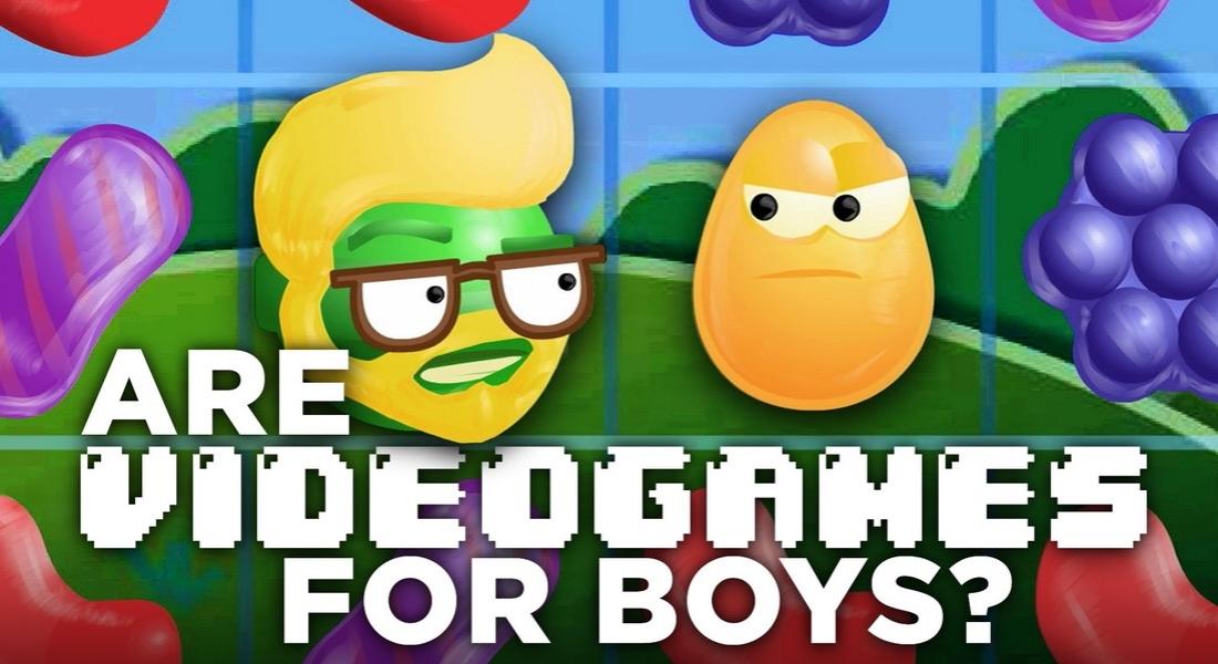 Video Oyunları Neden Erkeklerin Tekelinde?