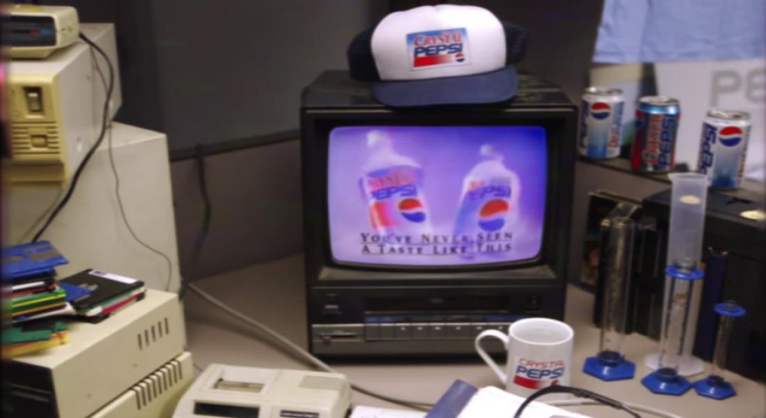 90'lardan Misafir Var: Crystal Pepsi