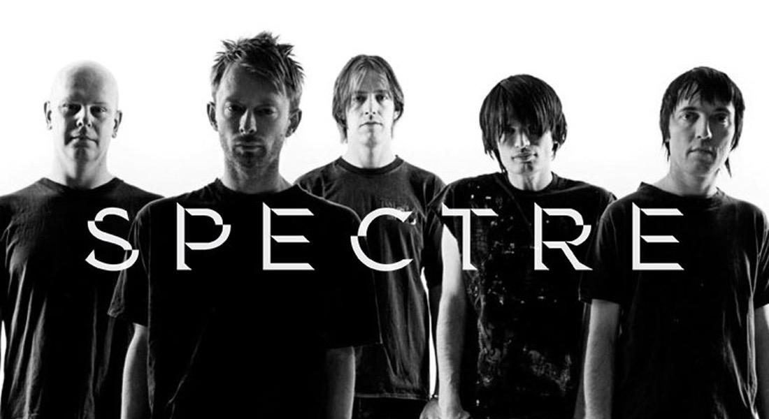 Radiohead'den Yeni Parça: Spectre