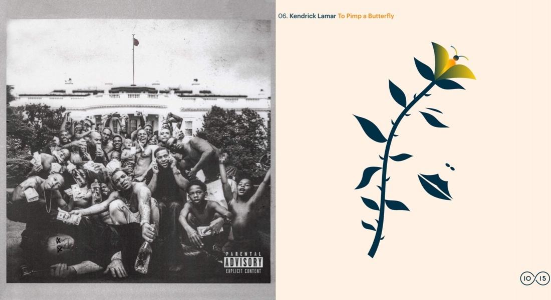 2015'in En Sevdikleri Albümlerine Kapak Tasarlayan 10 Sanatçı