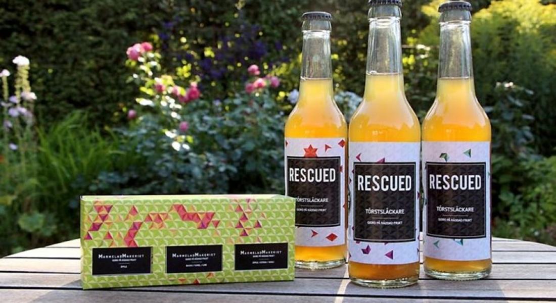 """Çöp Yerine Sofraya Gelen Kurtarılmış Meyveler: """"Rescued Fruits"""""""