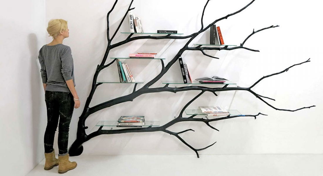 A a dallar ndan kitapl k bigumigu - Wooden art mobili ...