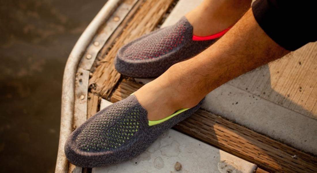 3B Örgü İle Yapılan Tarz Sahibi Ayakkabılar