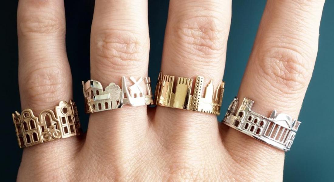 Aşık Olduğunuz Şehri Parmağınıza Takın