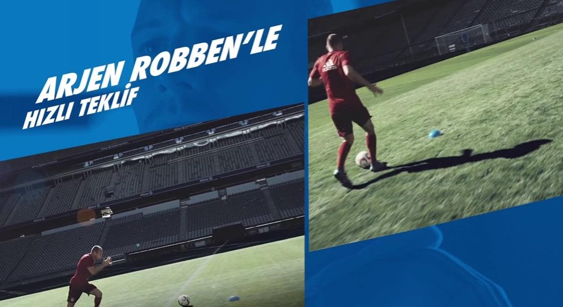 Robben ile 2 Adımda Hızlı Sigorta Teklifi