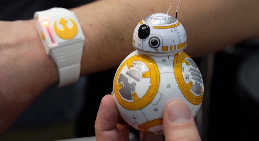Oyuncak BB-8'i Güç ile Kontrol Edin