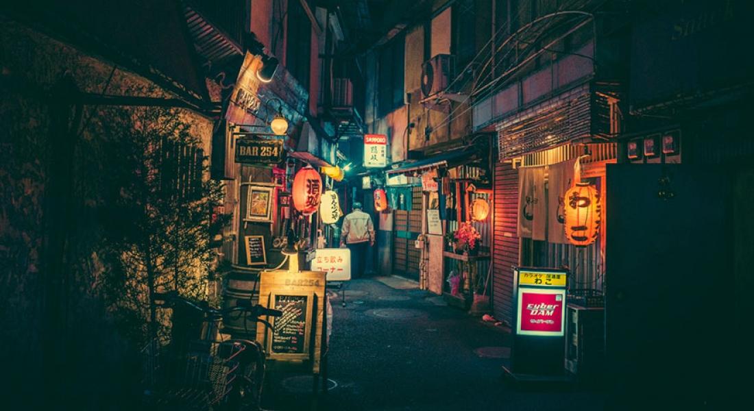 Neon Işıkların Ruh Üflediği Tokyo Geceleri