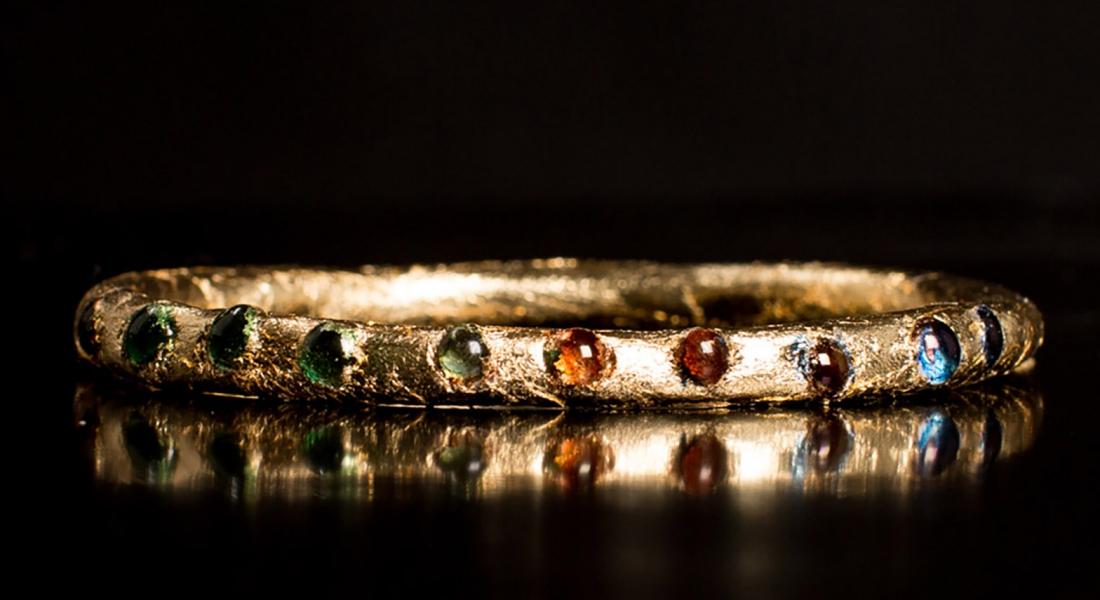 Sindirim Sistemini Mücevherat Üretim Bandına Dönüştürecek Proje