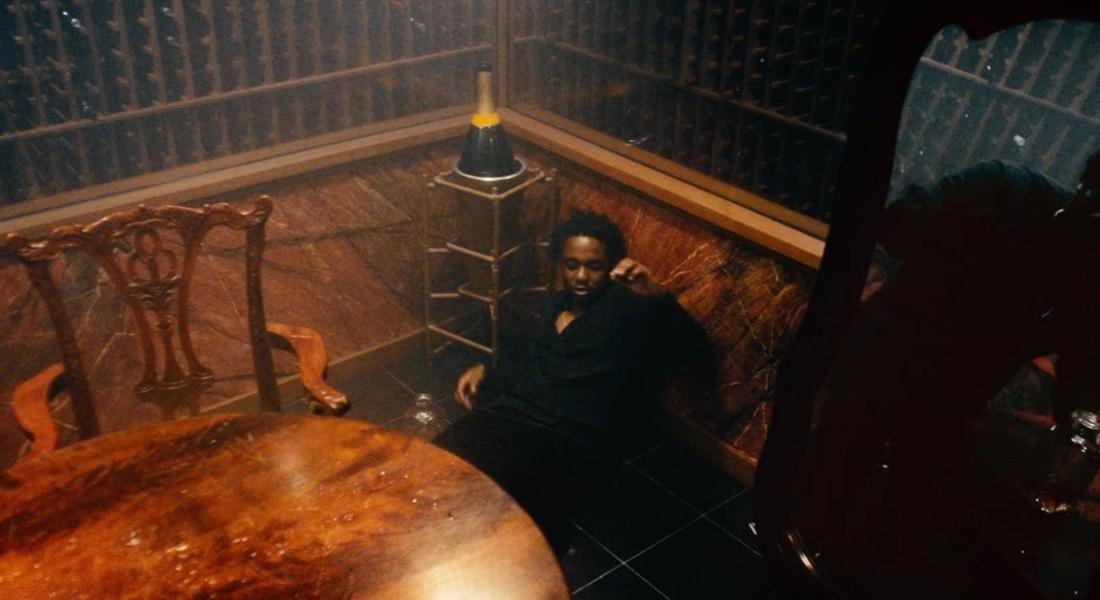 Kendrick Lamar'dan Kısa Film: God Is Gangsta