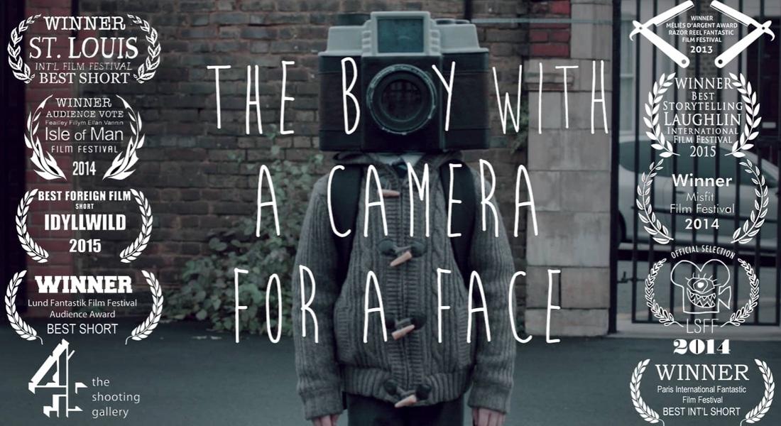 Kamera Kafalı Bir Çocuğun Hikayesi