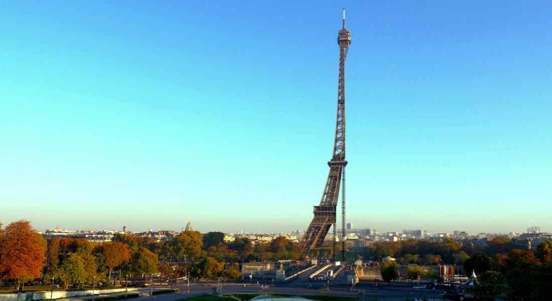 Paris, Bomboş Bir Film Seti Olsaydı?