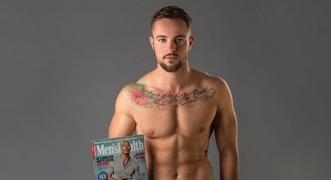 Trans Model Men's Health'in Kapağı Olacak