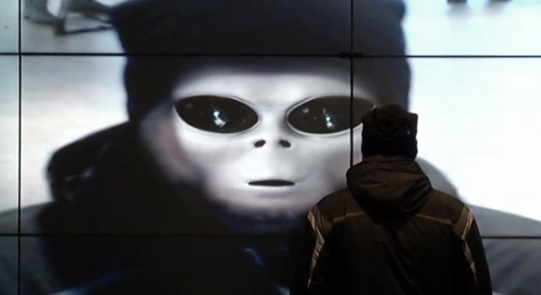 The X-Files, Uzaylıları Kanyon'a Getirdi