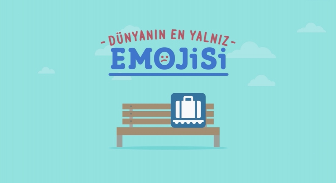 Dünyanın En Yalnız Emojisini Sevgiyle Buluşturalım