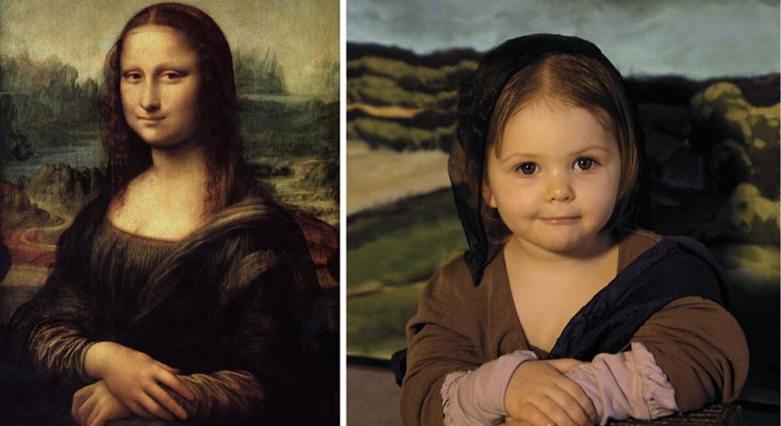 Çocukların Ele Geçirdiği Klasik Eserler