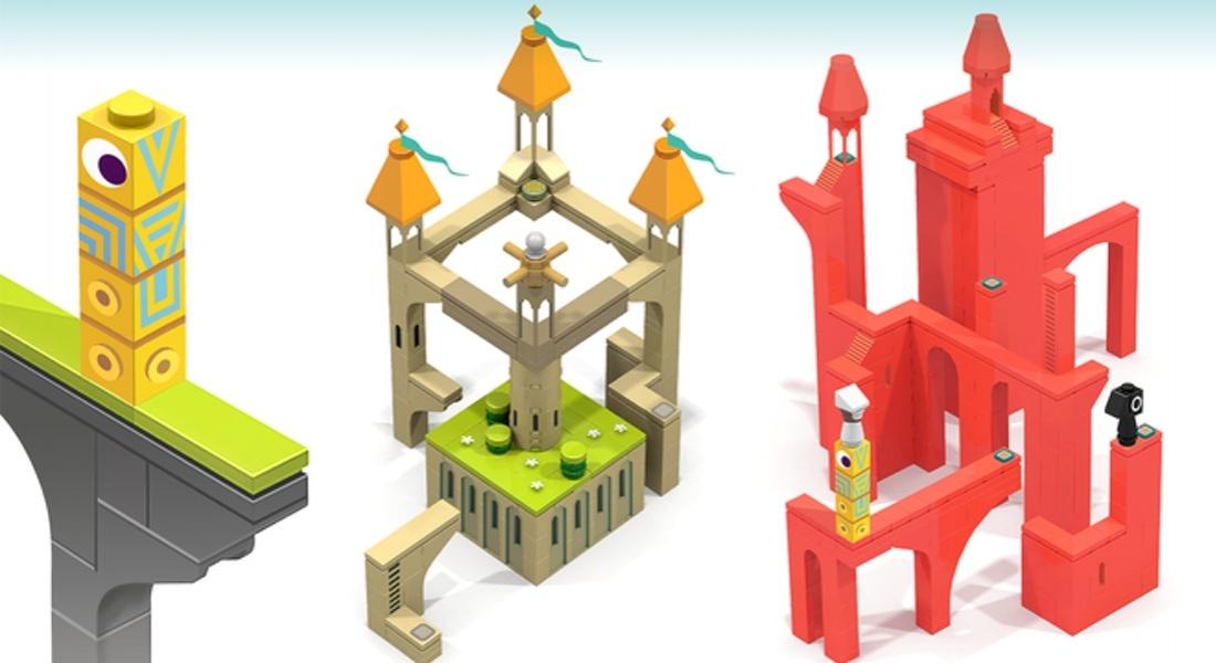 Monument Valley LEGO Seti