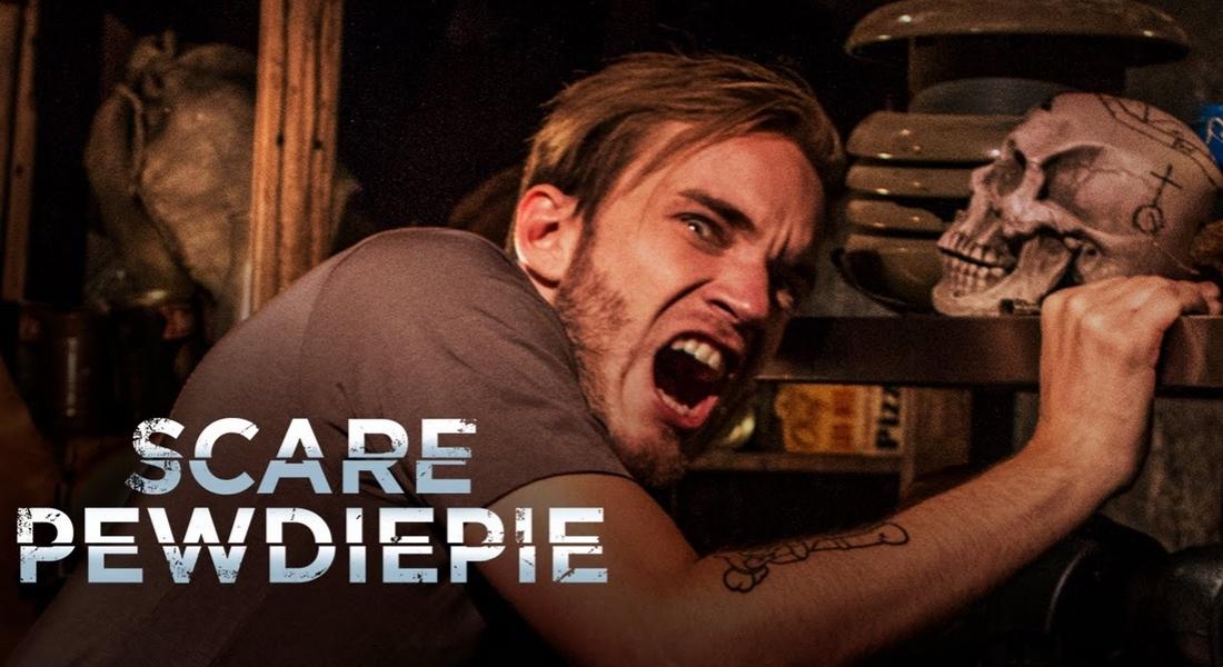 PewDiePie'ın Dizisi YouTube Red'de Başlıyor